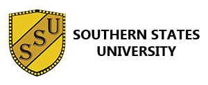 SSU Logo Black Text