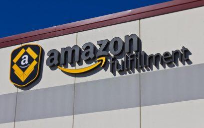 Amazon company tour