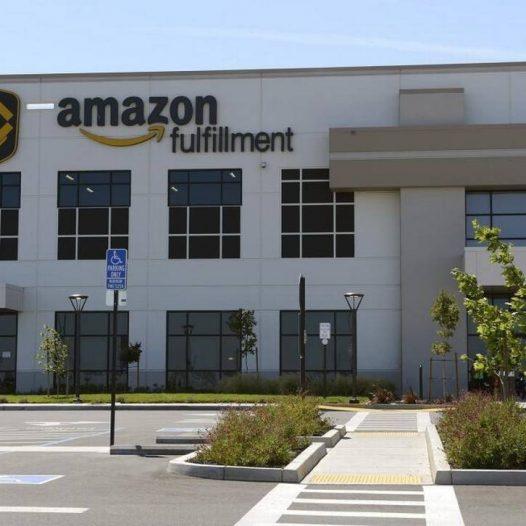 COMPANY TOUR: Amazon Fulfillment Center – September 9, 2019
