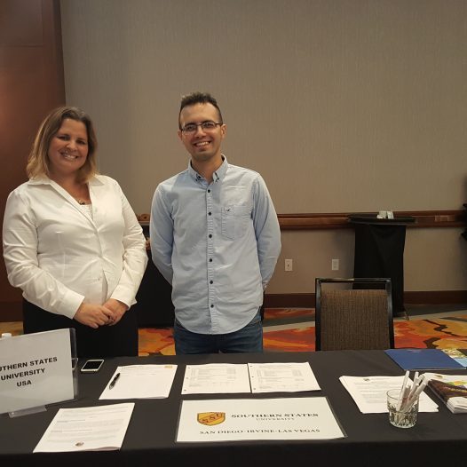SSU at the QS world MBA tour in San Diego
