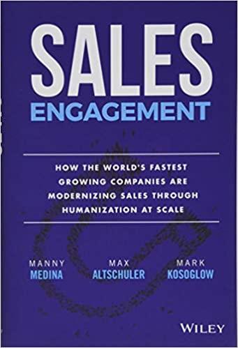 MKT 320: Sales Strategies
