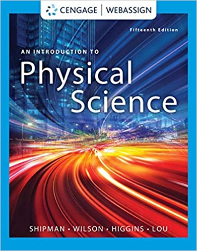 SCI 110: Introduction to Physical Science