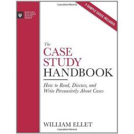 Case study handbook