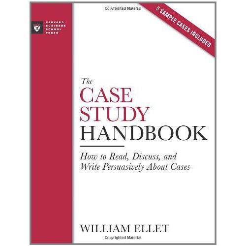 harvard business school case study method