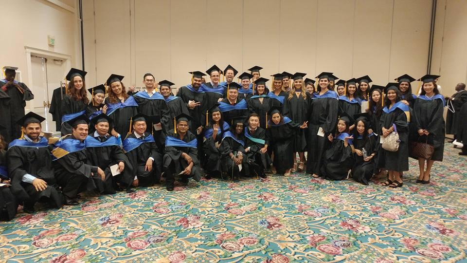 Congratulations 2016 graduates!