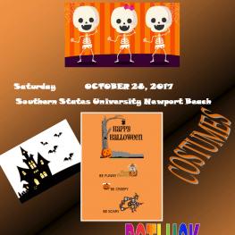 SSU Newport Beach Halloween Party 2017