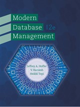 Modern databse Management