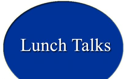 Lunch Talk – Working with Business Intelligence Data