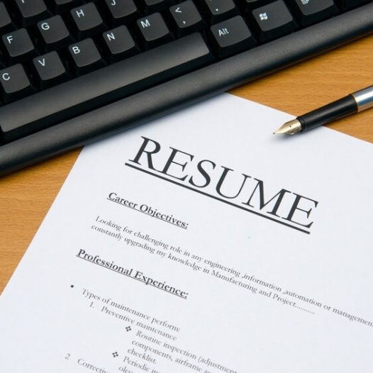 Your Resume and Your Portfolio (attn. marketing backgrounds)