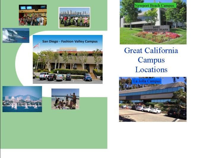 SSU campuses California locations 2