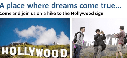 Hiking Trip to the Hollywood  Sign