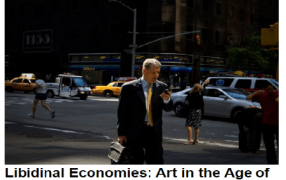 SSU FIELD TRIP: ART EXHIBITION – Libidinal Economies: Art in the Age of Bull Markets