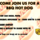 Flyer hot dog