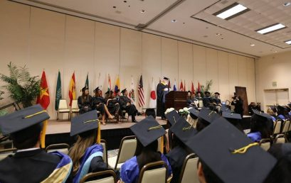 Southern States University's Commencement Ceremony