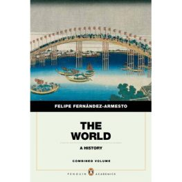 The world a history book image