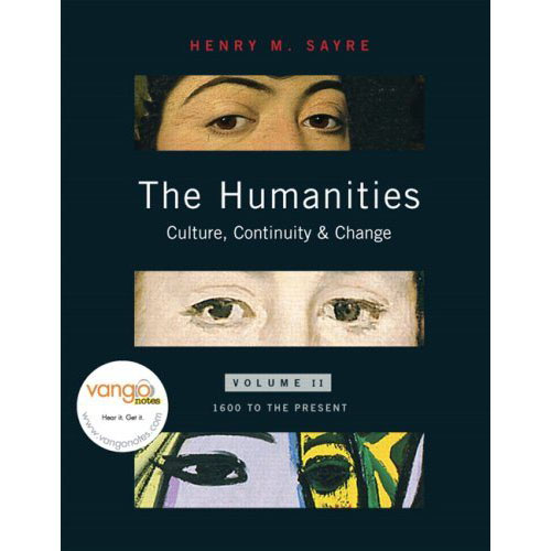 the humanities culture, continuity & change