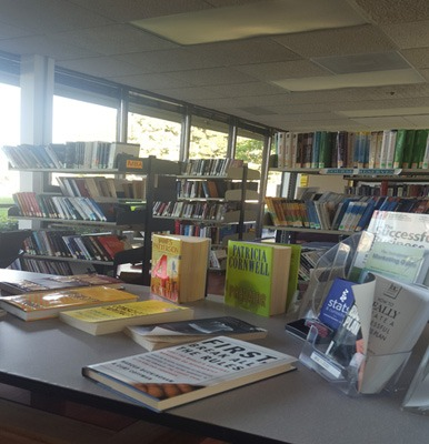 Summer Library Session 2015
