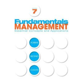 fundamentals management