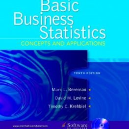Basic Business Statistics Book Image