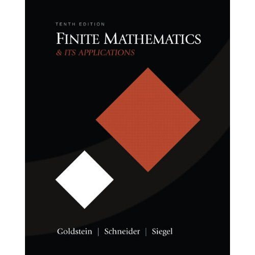 finite math problems