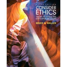 Consider Ethics Book Image
