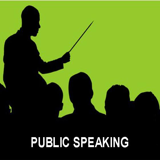 public speaking copy