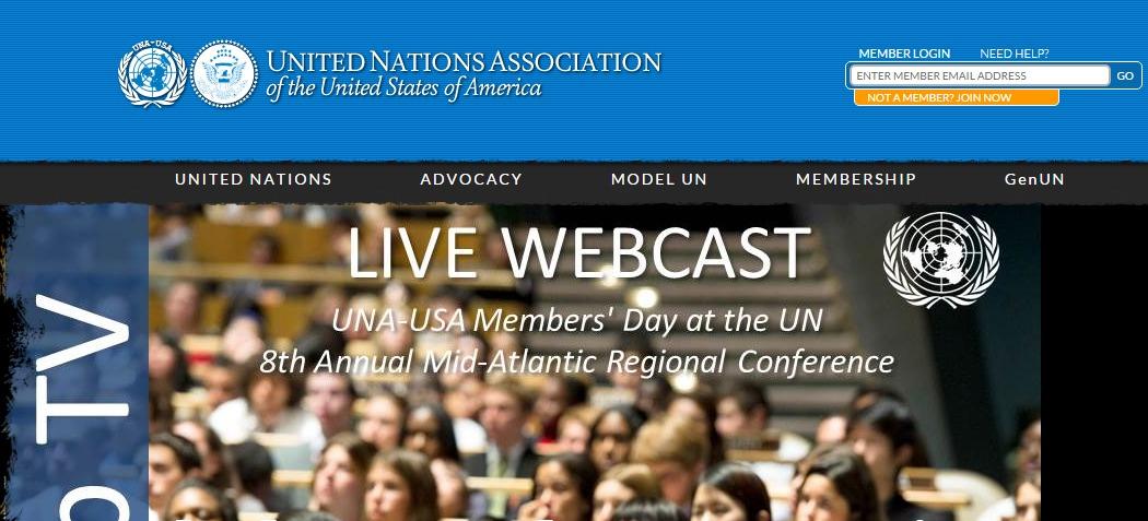United Nations Orange County – Coffee Talk