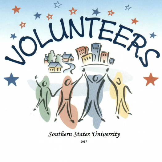STUDENT VOLUNTEER GROUPS